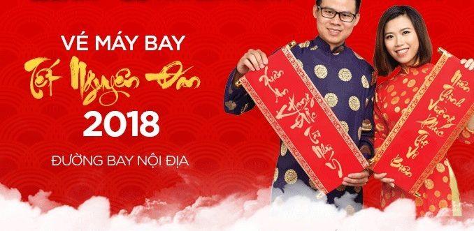 Vietnamairline mở bán giá vé cực tốt 2018
