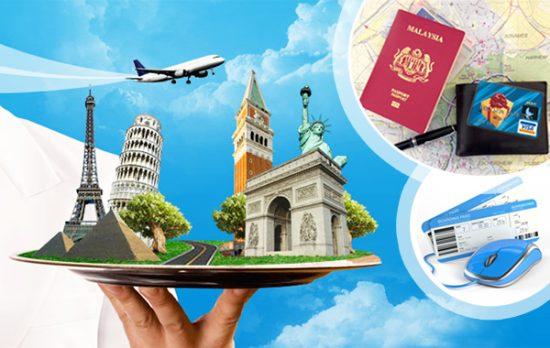 bảng giá vé máy bay quốc tế