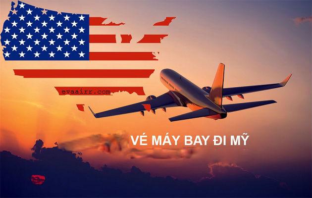 vé máy bay đi Mỹ bao nhiêu tiền