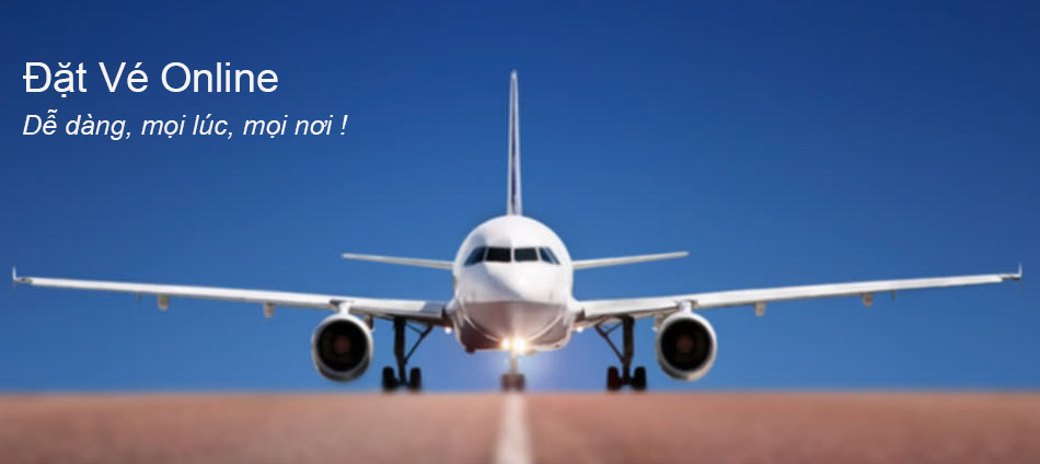 bán vé máy bay