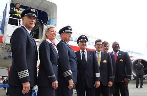 Tổng quan hãng hàng không American Airlines