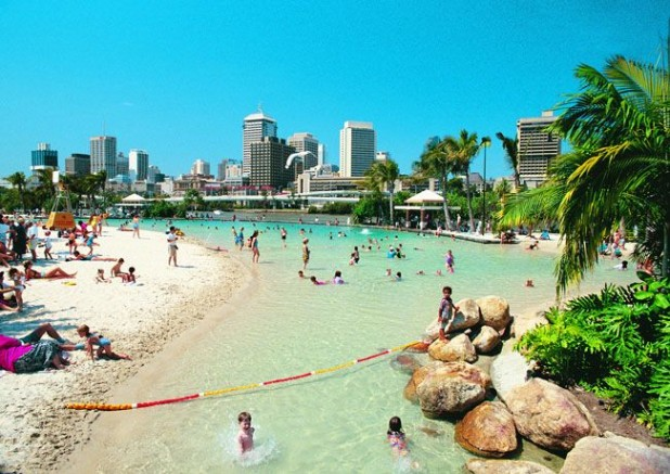 Vé máy bay đi Gold Coast ( Úc )