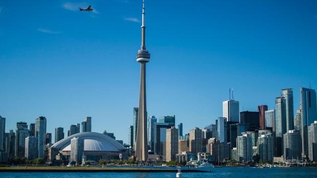 Vé máy bay đi Toronto