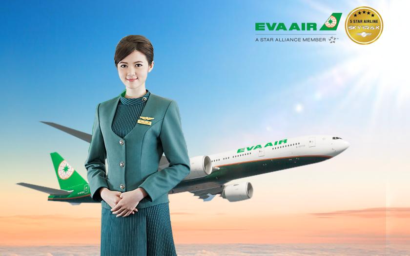 EVA AIRWAYS VIỆT NAM