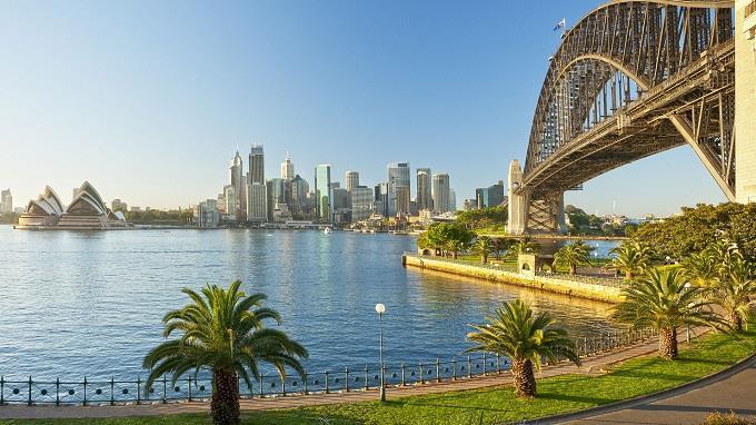 Vé máy bay Korean Air đi Sydney