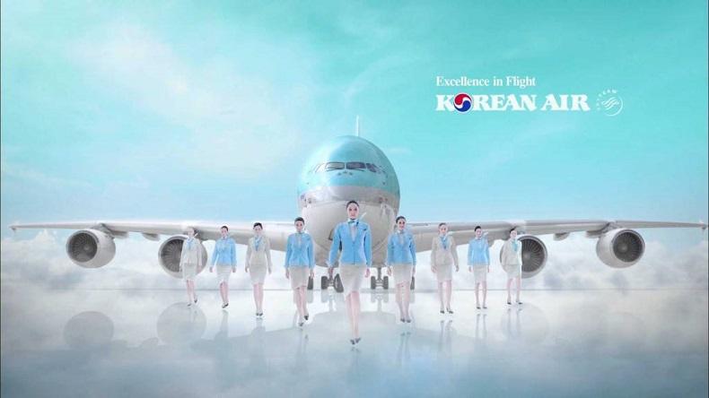 Thông tin liên hệ với hãng hàng không Korean Air